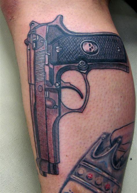 beretta tattoos by steve gagliano pinterest