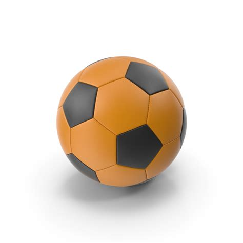 orange soccer ball png images psds