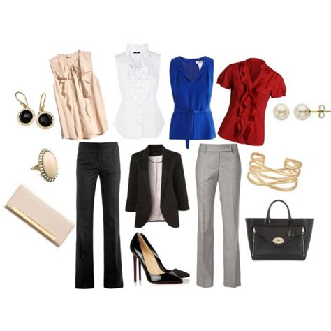 Mix And Match Work Wardrobe by Mix And Match Work