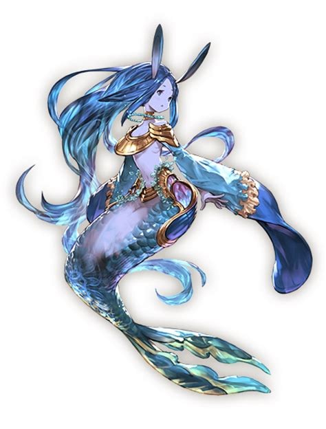 monster tattoo png water elemental theater granblue fantasy
