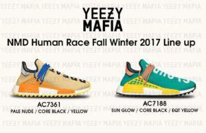 Sepatu Adidas Nmd Human Race Clouds Mood Premium Quality pharrell x adidas nmd human race kicksonfire