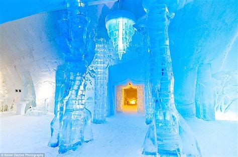 theme hotel de glace welcome to the coolest hotel in the world brrr eathtaking
