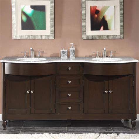 bathroom vanity plus 6717 wm 72 72 double sink vanity carrara white marble