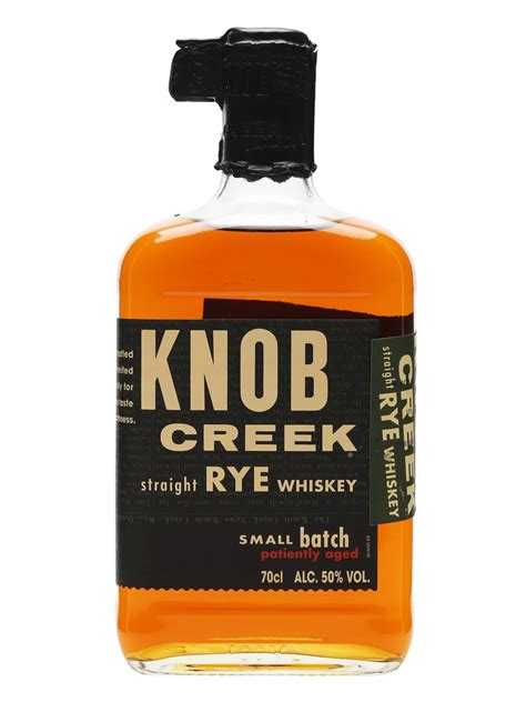 knob creek rye the whisky exchange