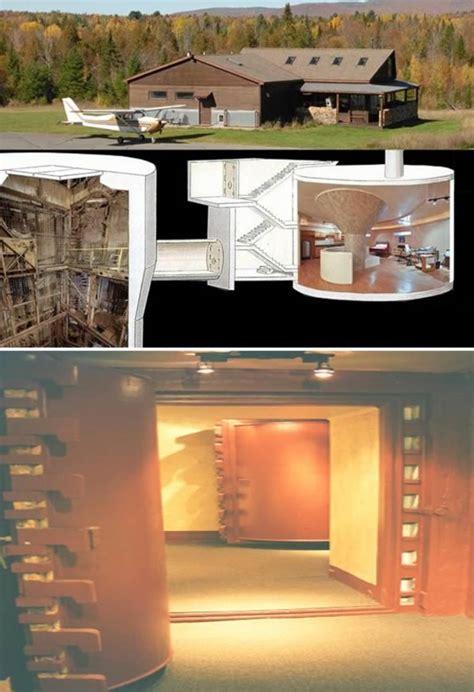 Awesome House Plans by 10 Most Amazing Apocalypse Bunkers Oddee