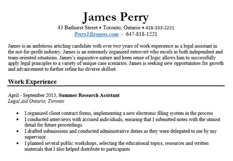 Resume Bullet Points Tense Five Exles Of What Not To Do On A R 233 Sum 233 Ontario Society Of Professional Engineers