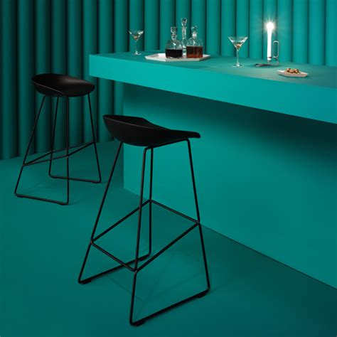 Hay About A Stool Aas38 by Hay About A Stool Bar Stool Aas38 Black Design
