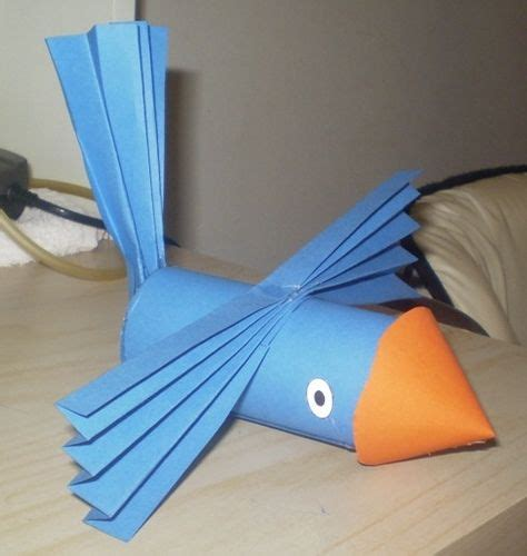 Make Bird With Paper - 241 best images about craft upcycled toilet paper rolls on