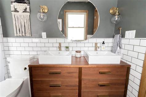 Modern Subway Tile Bathroom by Modern Bathroom Subway Tile Www Pixshark Images