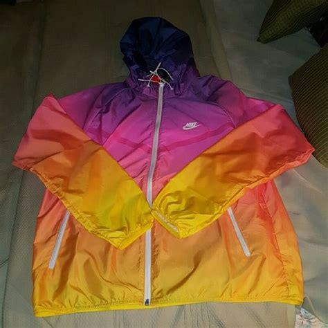 colorful nike windbreaker best 25 nike jacket ideas only on black nike