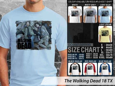 Kaos 3d Walking Dead Dewasa kaos the walking dead terbaru kaos the walking