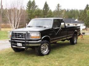 1995 Ford Truck 1995 Ford 250 Xlt 4x4 Truck Outside Sudbury Sudbury