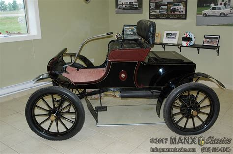 1904 Oldsmobile 6C Curved Dash   For Sale   Manx Classic