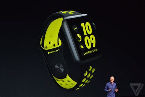 Apple 2 Nike apple nike stomps on the ashes of the fuelband the verge