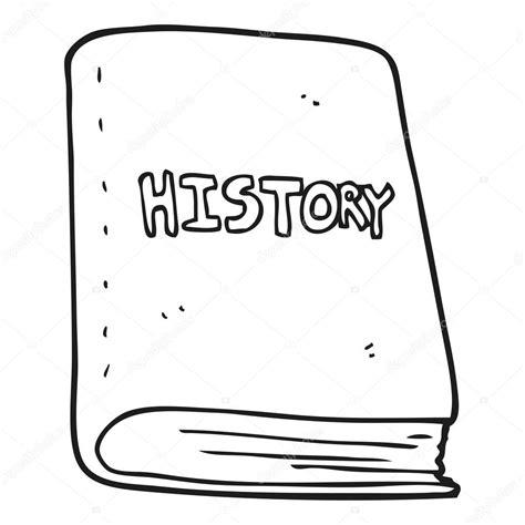 imagenes a blanco y negro de libros libro de historia de dibujos animados blanco y negro