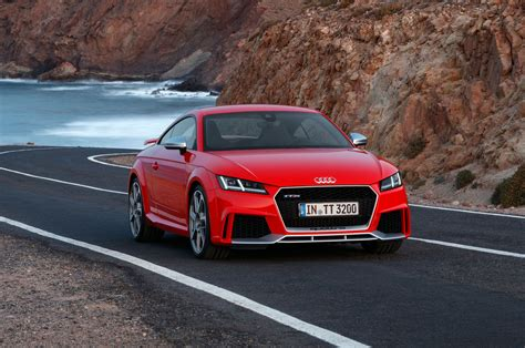 Audi Tt Rs Wallpaper by 2017 Audi Tt Rs Coupe 2048x1360 Wallpaper Hd Car Wallpapers