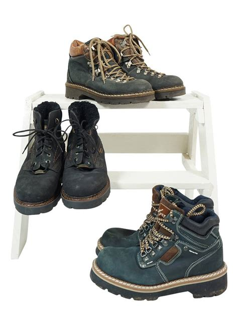 vintage shoes hiking mountain boots rerags vintage