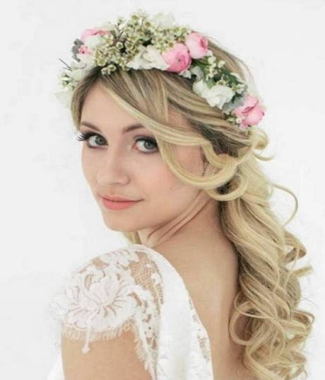 how to do the country chic hairstyle from covet fashion ehow couronne fleurs cheveux mariage