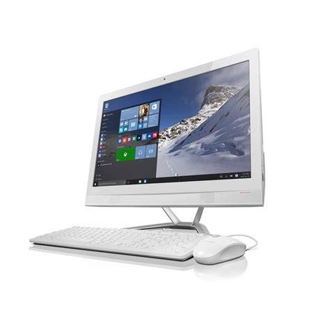 Pc All In One Lenovo Aio 300 I3 6100t 4gb 1tb 20 Inch Original Resmi pc all in one lenovo 300 core i5 21 5 blanco alkosto tienda