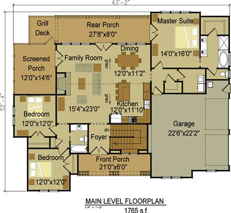 craftsman floor plans 2 story one story craftsman floor plans studio design gallery best design