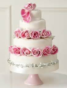 Mands Flowers - traditional wedding cake create your own m amp s
