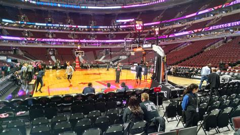 section 107 united center chicago bulls united center section 107 rateyourseats com