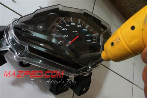 108 modif speedometer vixion lama modifikasi motor