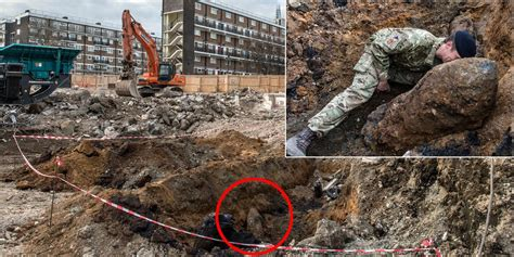 bomb the race to build and the world s most dangerous weapon books chaos after ww2 bomb found at bermondsey with images