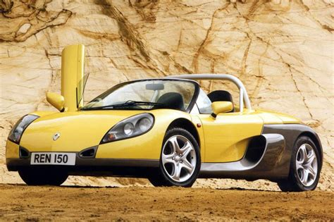 renault sport spider renault sport spider classic road car