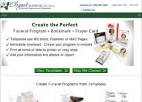 sle obituary templates free obituary programs