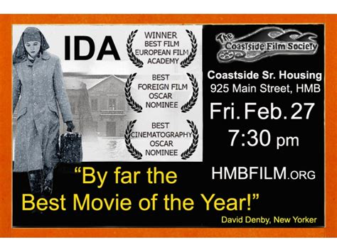foreign film oscar requirements ida winner of the 2015 oscar for best foreign film to