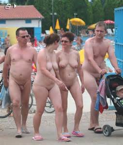 good nudism nudity european family nudism family swim day at your