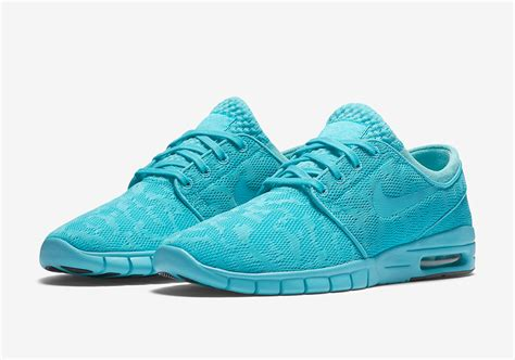 Nike Stefan Janoski by Nike Sb Stefan Janoski Max Gamma Blue Sneaker Bar Detroit