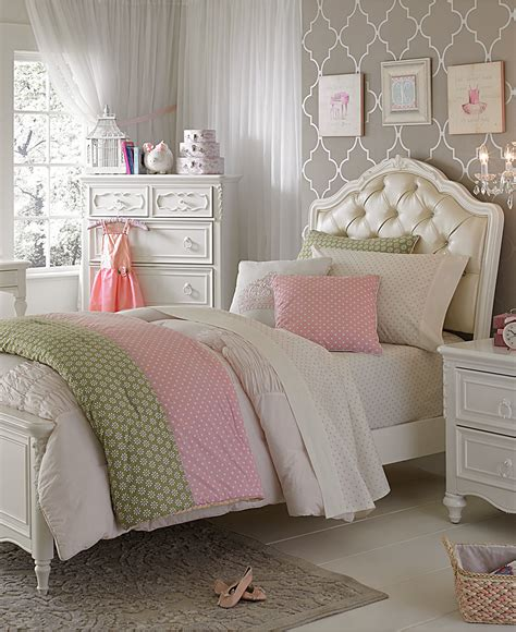 romantic  modern ideas  girls bedroom sets theydesignnet theydesignnet