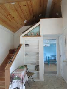 Tiny House With Bedroom Downstairs by That S What She Said Tiny House At The Beard Farm