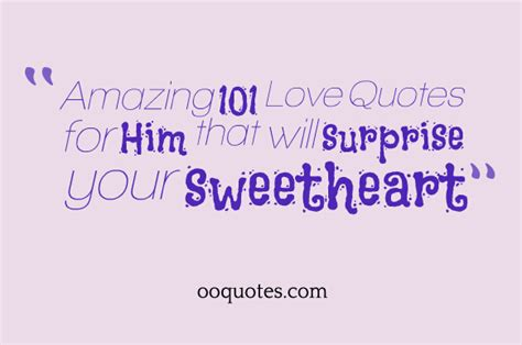 Your A Sweetheart Quotes