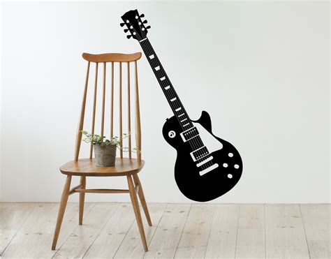 Guitar Decal Stickers