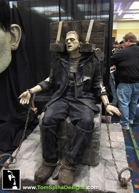 monsterpalooza trade show  convention  tom spina