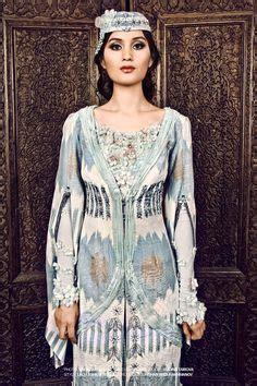 Kaftan Ikat Muslim Motif Kaftan Ikat Rodera 5 uzbek ikat silk handmade uzbek traditional clothing платья silk kaftan and