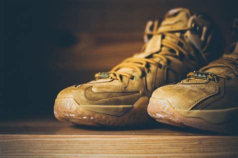 Jual Nike Lebron Xii nike lebron 12 ext wheat 12th generation sneaker bar detroit
