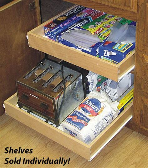 wood roll out cabinet shelves wood roll out cabinet shelf 22 inch depth in pull out
