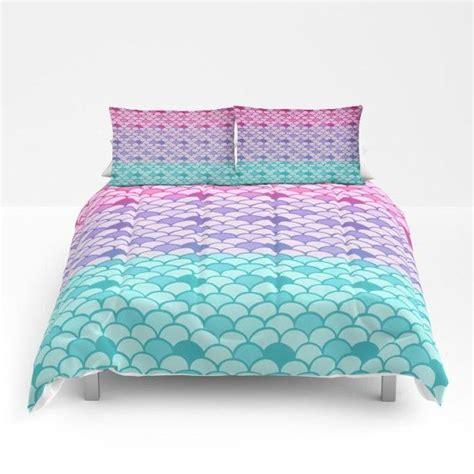 Mermaid Bedroom Set by Mermaid Scales Comforter Or Duvet Cover Set