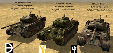 panzer skins news normandy  european theater