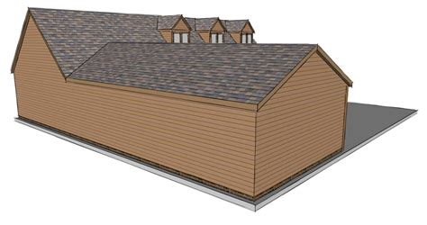 l shaped garage plans l shaped garage scheme the stable company