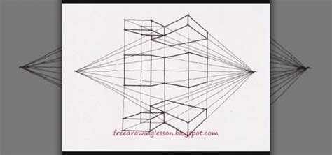 0 Point Perspective Drawing by How To Draw A Multi Point Perspective Concept 171 Drawing