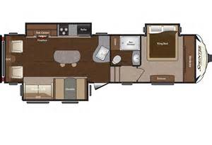 keystone fifth wheel floor plans all floor plans for 2014 keystone sprinter copper canyon 5th wheels