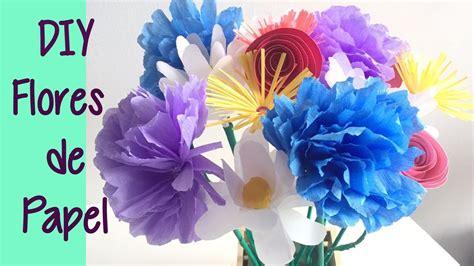 como hacer moo de papel crepe c 243 mo hacer flores de papel crepe o china my crafts and
