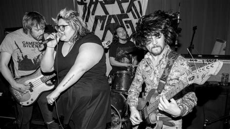 10 male musicians with the best rock punk hip hop and emo sheer mag on their loudest show philly diy family