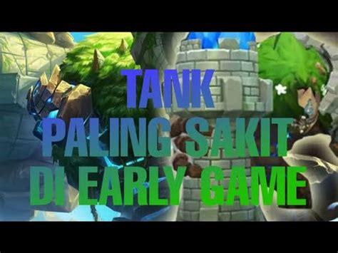 gameplay grock mlbb  youtube