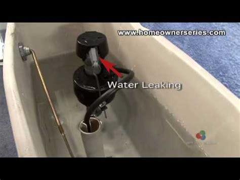 Toilet Tank Makes Noise by Toilet Internal Leaking Youtube